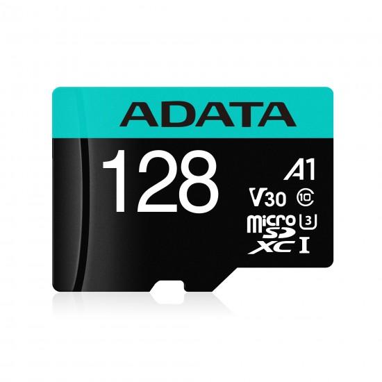 Adata Premier Pro microSDXC UHS-I U3 Class10 (V30S), 128GB